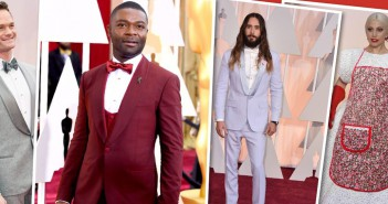 Oscars fashion
