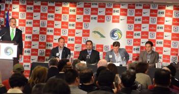 cosmos press conference