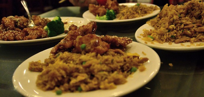 fried rice joe shanghai sesame chicken