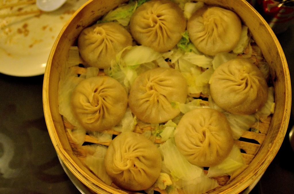 Dumplings Joe shanghai