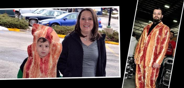 bacon fashion costumes