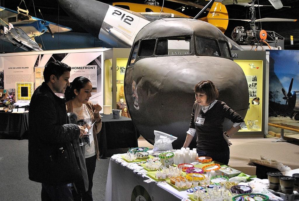 hummus cradle of aviation fest