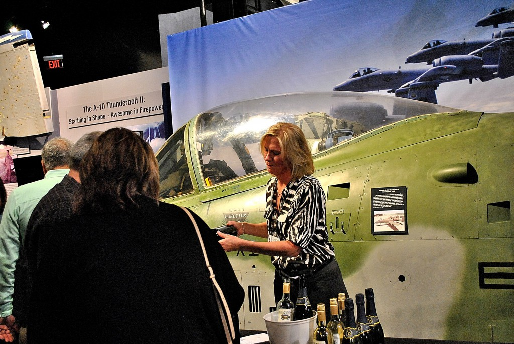 cradle of aviation wine tasting