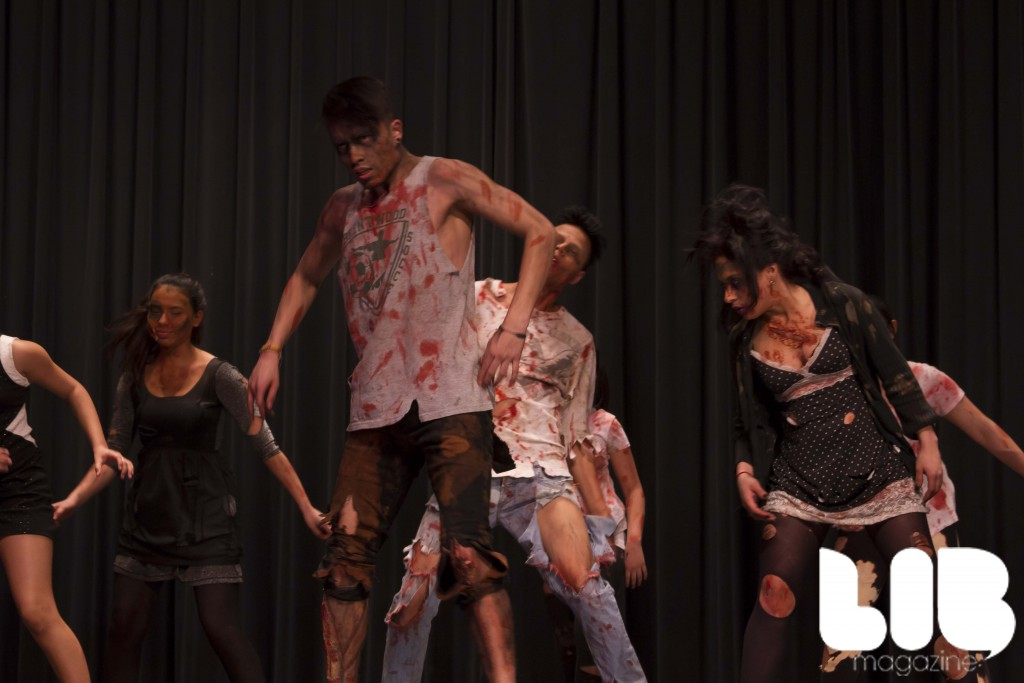 brentwoods got talent zombies