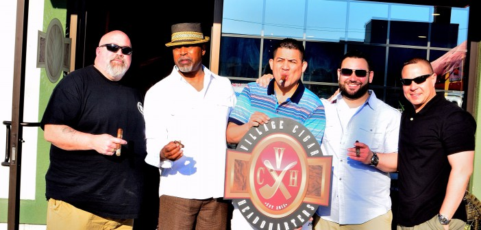 Pura Soul Cigars Put All Things Into Rhythm at Village Cigar Headquarters