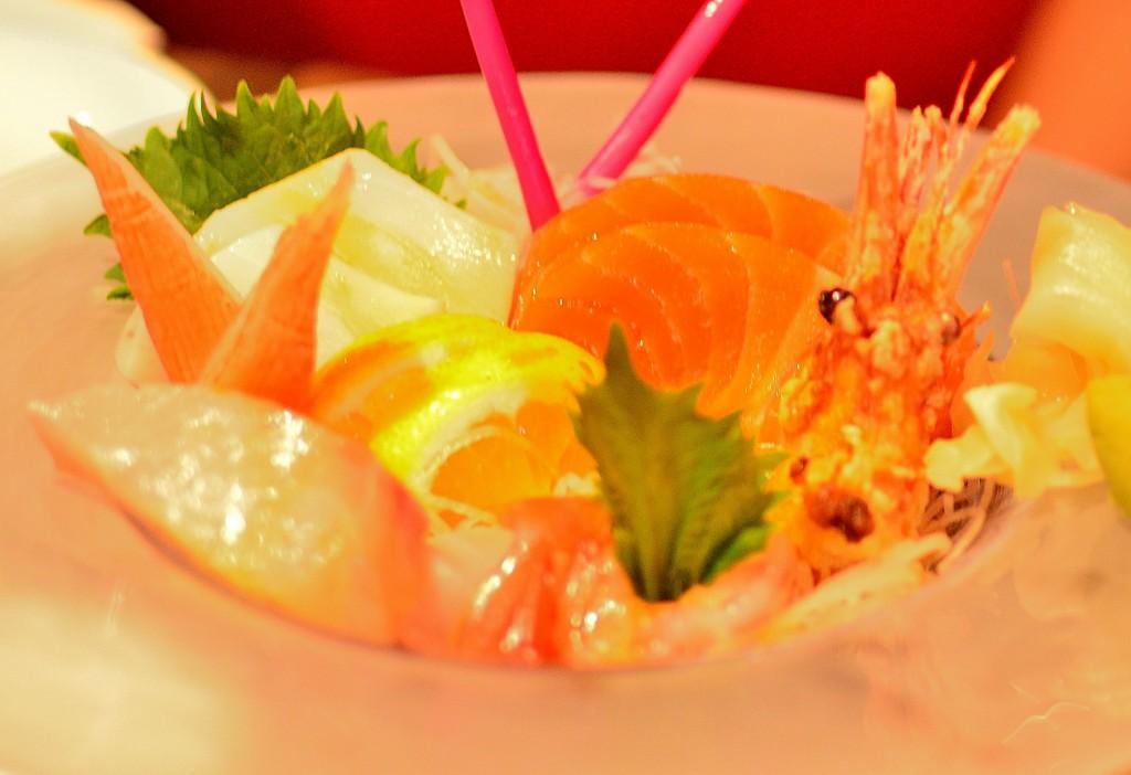5 way sashimi