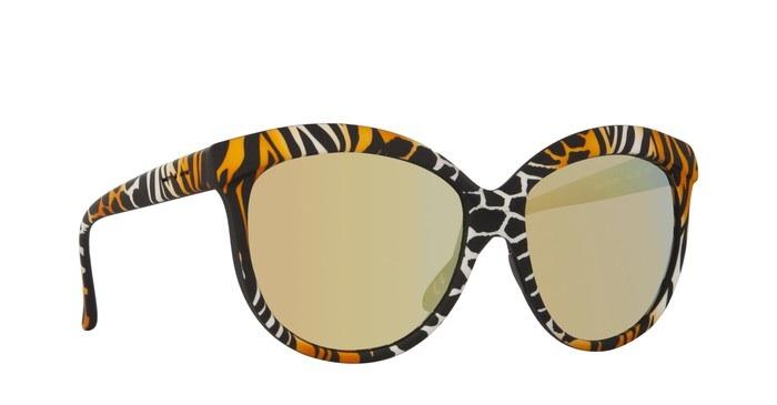 I plastic mod sunglasses