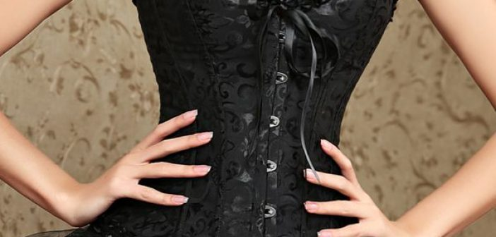 Five Stylish Ways to Rock a Corset
