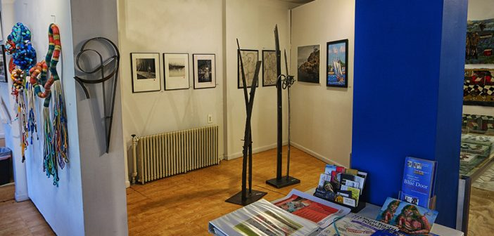 The Blue Door Art Center & Gallery: Yonkers' Art Scene