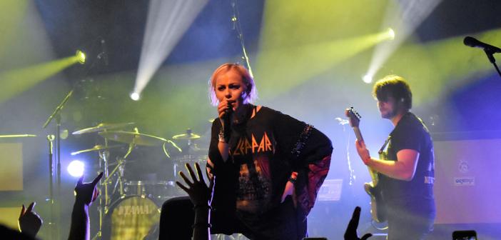 Tonight Alive & Silverstein: The Get Free Tour