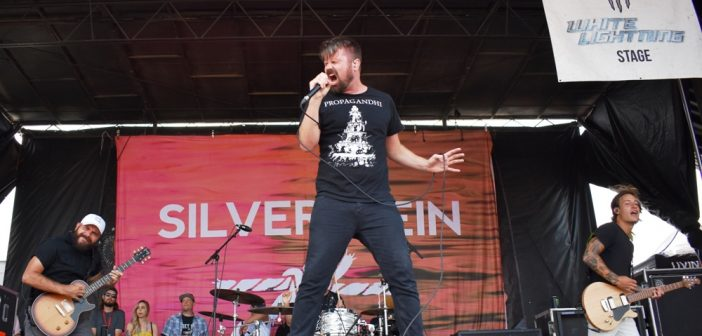 Silverstein's 'When Broken Is Easily Fixed' Anniversary Tour comes to BK