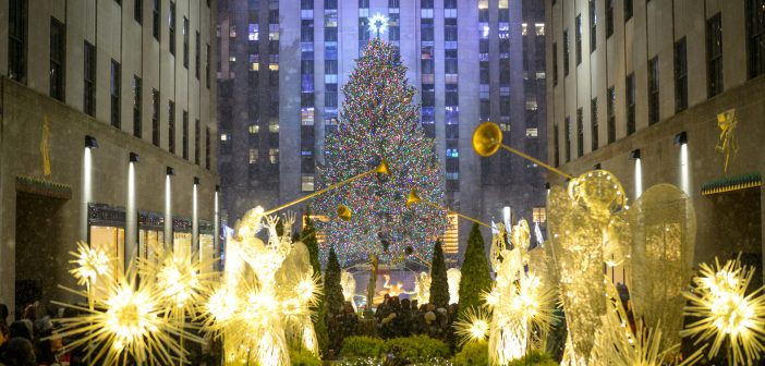 Christmas in NYC 2018