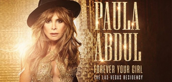 "Flock to Flamingo for ""Paula Abdul: Forever Your Girl"""