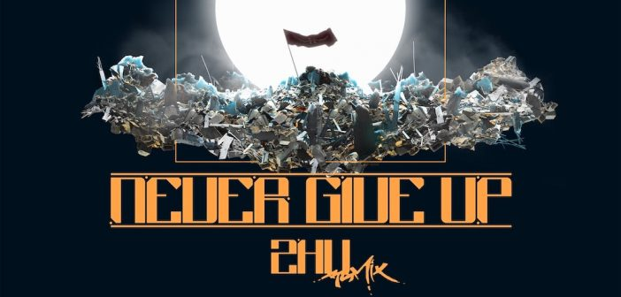 ZHU Remixes Mathame's 'Never Give Up'