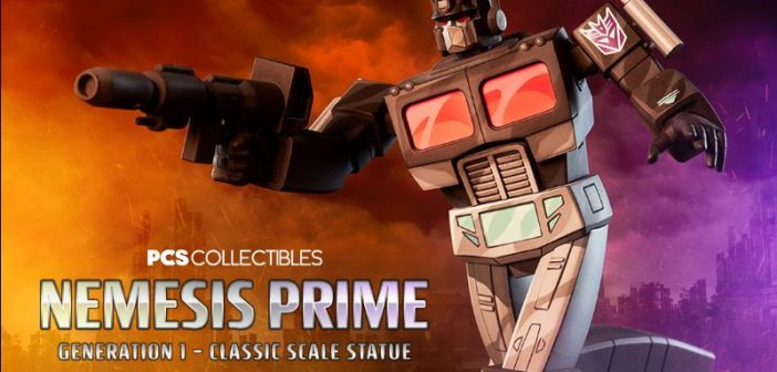 Two exciting lines of Transformers PCS COLLECTIBLES