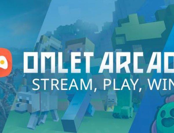 Evvolution Announces Partnership with Omlet Arcade