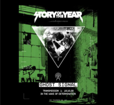 """Story Of The Year Kicks Off """"Ghost Signal"""" Livestream"""