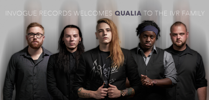 QUALIA Signs with InVogue Records
