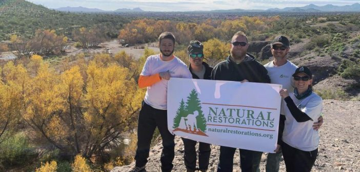Natural Restorations: Helping AZ's Veterans Heal through Nature