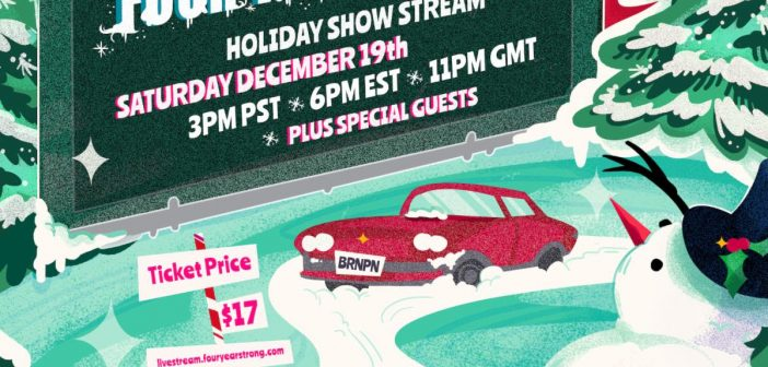 Four Year Strong Announce 13th Annual Holiday Show