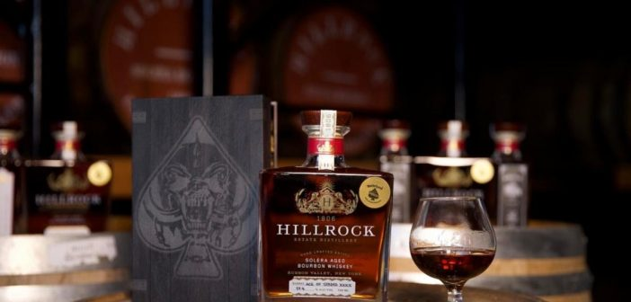 Motörhead X Hillrock Launch Limited Batch Bourbon