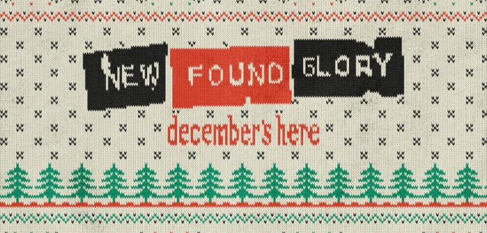 """New Found Glory's Single of the Season: """"December's Here"""""""