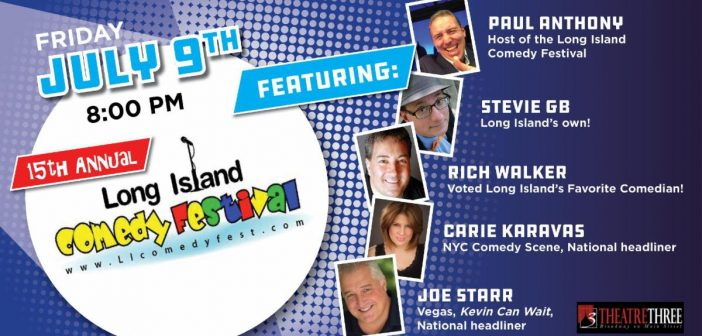 15th Annual Long Island Comedy Festival