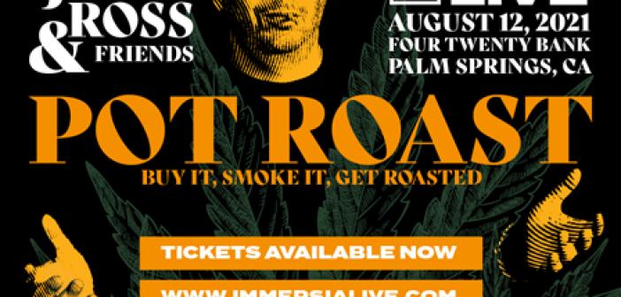 Roastmaster General Jeff Ross Launches POT ROAST