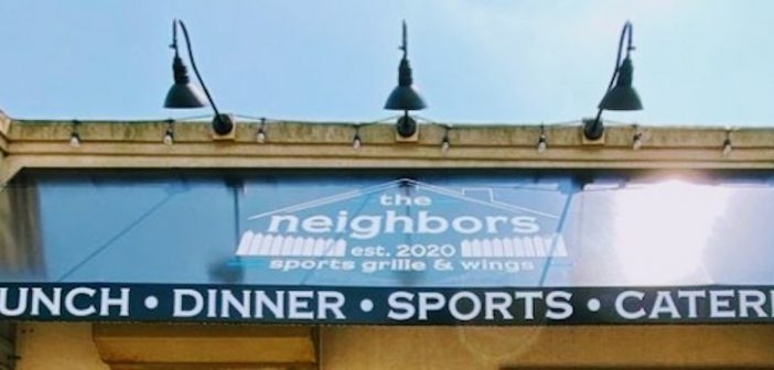 Neighbors Sports bar and Grill
