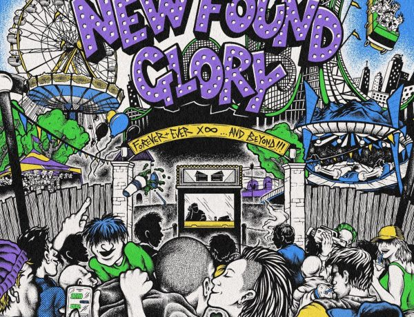 New Found Glory Release New Deluxe Album 'Forever And Ever x Infinity…And Beyond!!!
